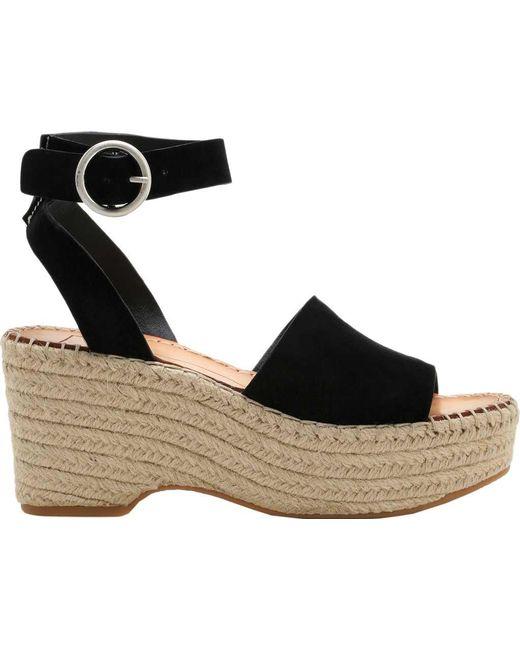 ab6358d58c1 Lyst - Dolce Vita Lesly Espadrille Sandal in Black - Save 27%