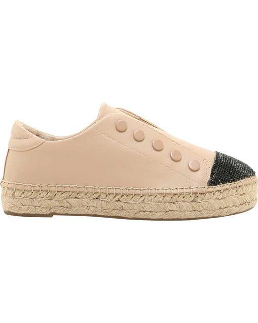 KENDALL + KYLIE Juniper espadrille sneakers