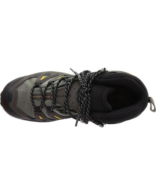 1414646ba7b Men's X Ultra 3 Mid Gor-tex Hiking Shoe