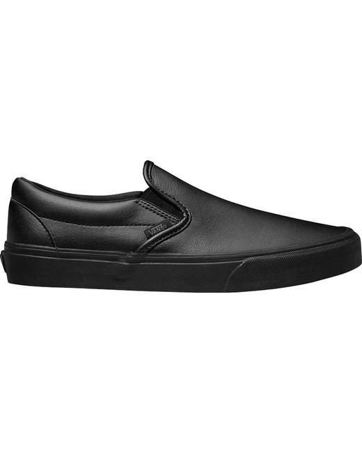 6c0c01e127e5a0 Vans - Black Classic Slip-on for Men - Lyst ...