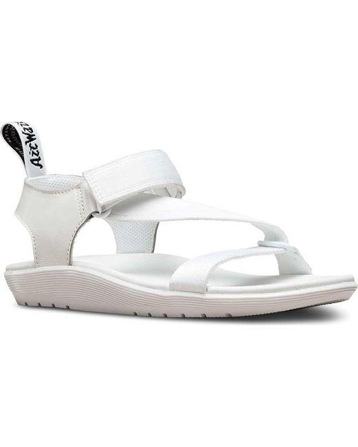 Dr. Martens - White Balfour Z Strap Sandal - Lyst