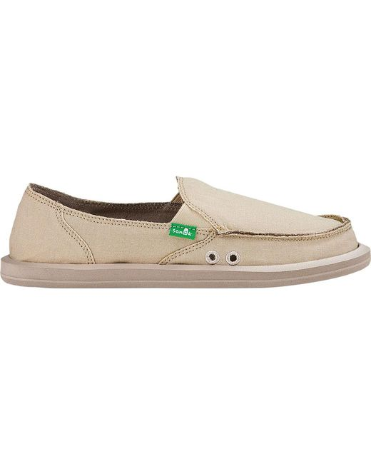 Donna Daily Canvas Slip-On Shoes 9mC4uPai