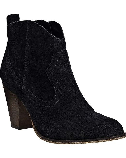 Steve Madden | Black Lover Boot | Lyst