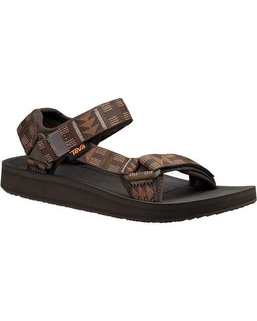 08b850bd6968 Teva - Brown Original Universal Premier Active Sandal for Men - Lyst ...