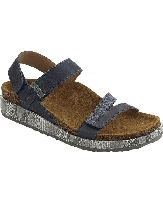 Aetrex Bethany Ankle Strap Sandal (Women's) 3LkOO