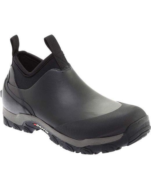 c16ee483a4f Men's Black Marsh Mid Waterproof Boot