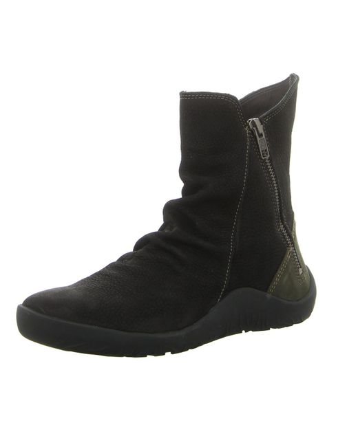 a8bf32c819a3b1 Think! Wo Ankle Boots Black Getscho 10 in Black - Lyst