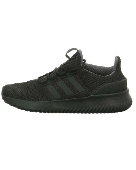 ... Adidas - Casual Lace-ups Black Cloudfoam Ultimate Sneaker for Men - Lyst  ... 18126edb0