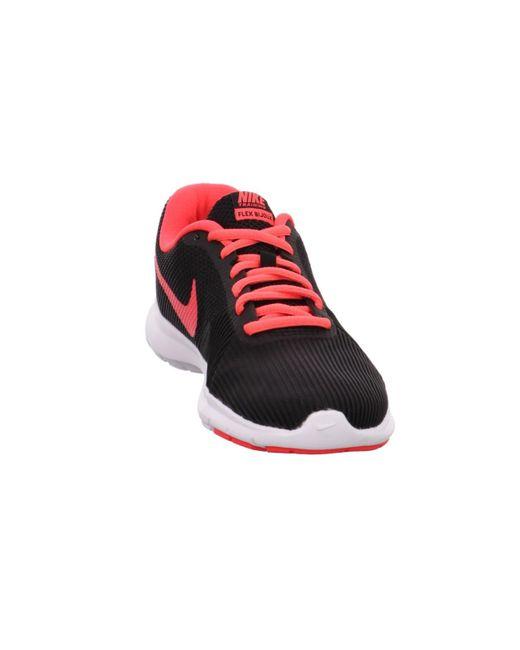 factory authentic f00eb 2c229 ... Nike - Multicolor Wo Casual Lace-ups Black Flex Bijoux - Lyst ...
