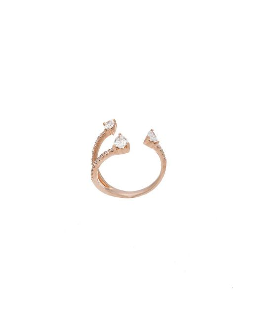 Anita Ko | Metallic Gold Three Claw Ring | Lyst