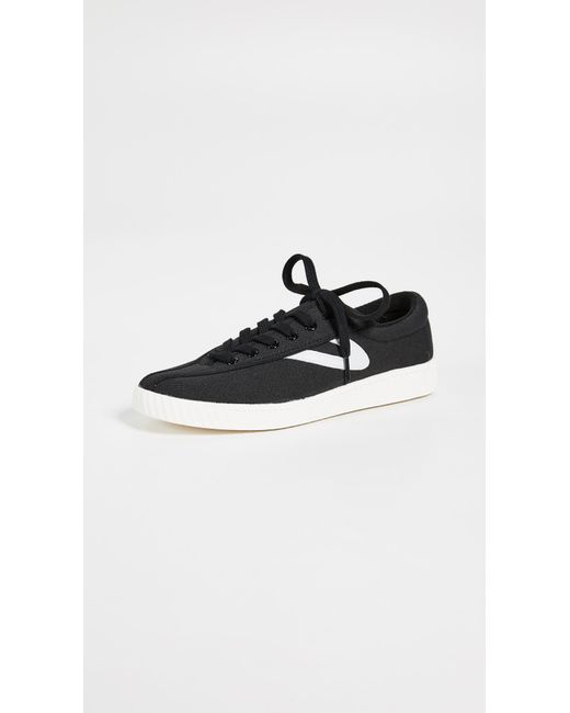 Tretorn - Black Nylite Sneakers - Lyst