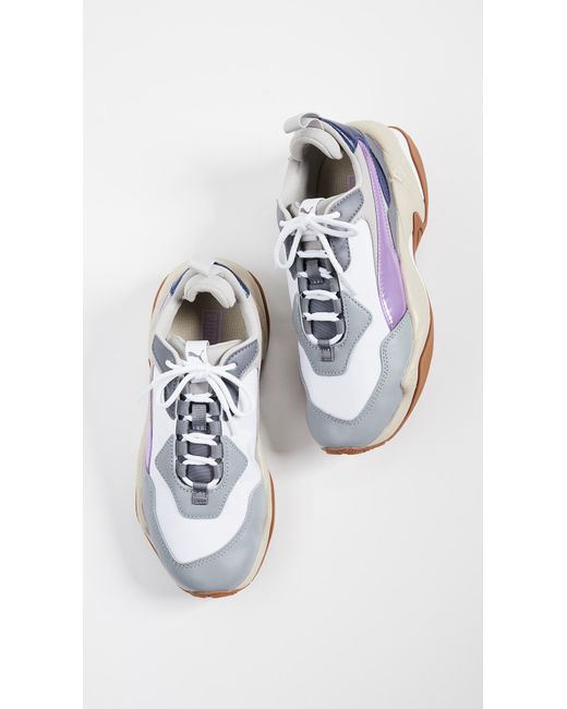 74f2c950558 ... PUMA - Multicolor Thunder Electric Sneakers - Lyst ...