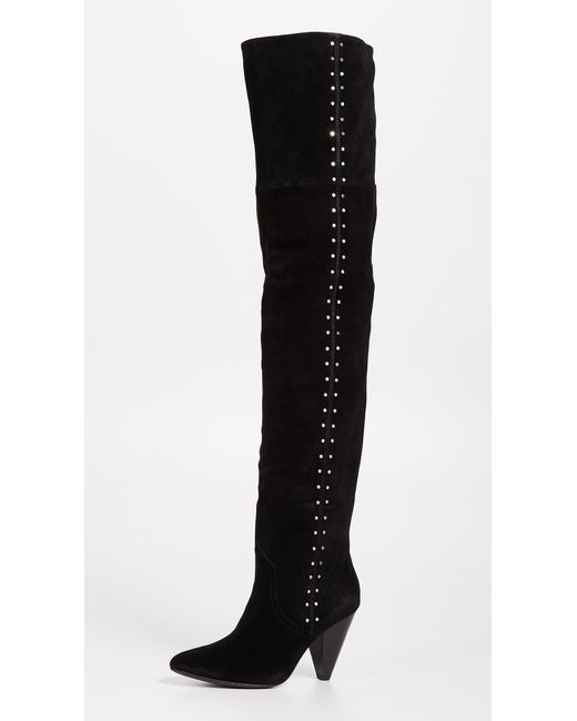 Joie - Black Gallison Over The Knee Boots - Lyst