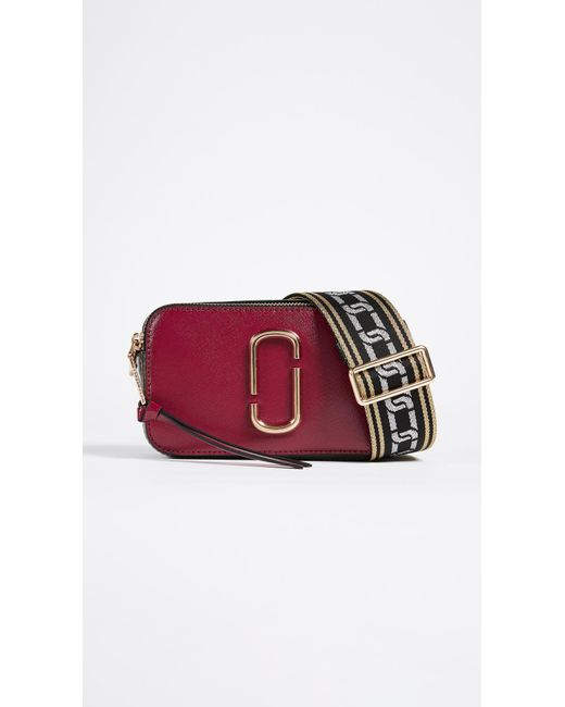 869ca007ea1 Marc Jacobs - Multicolor Snapshot Cross Body Bag - Lyst ...