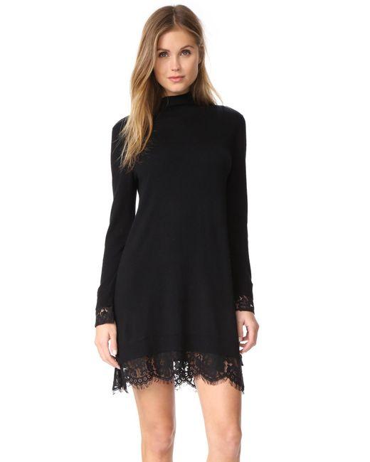 Joie | Black Fredrika B Dress | Lyst