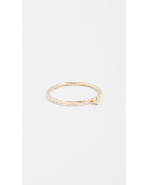 ONE SIX FIVE Jewelry - Metallic Fleck Ring - Lyst