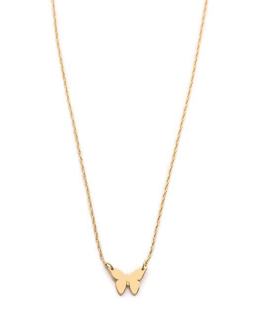 Jennifer Zeuner | Metallic Mariah Mini Necklace | Lyst