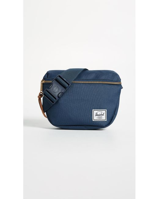 Herschel Supply Co. - Blue Fifteen Fanny Pack - Lyst