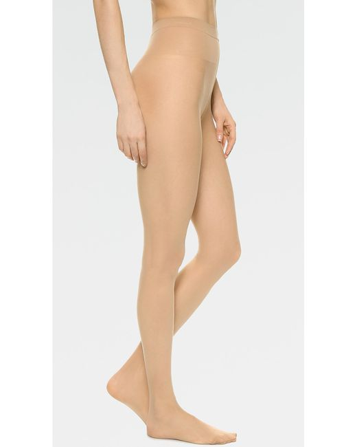 Wolford - Multicolor Individual 10 Tights - Lyst