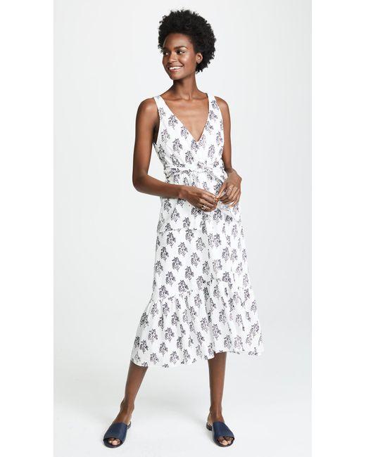 A.L.C. Judd printed dress Cheap Find Great Recommend Cheap Online Enjoy Sale Online Cheap Sale Recommend CeASMv8d