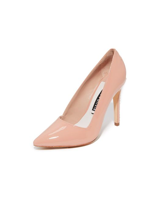 Alice + Olivia | Multicolor Dina Pumps | Lyst