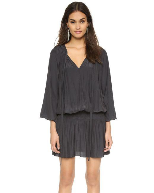 Ramy Brook - Black Paris Dress - Lyst
