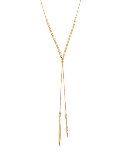 Gorjana | Metallic Laguna Adjustable Necklace | Lyst