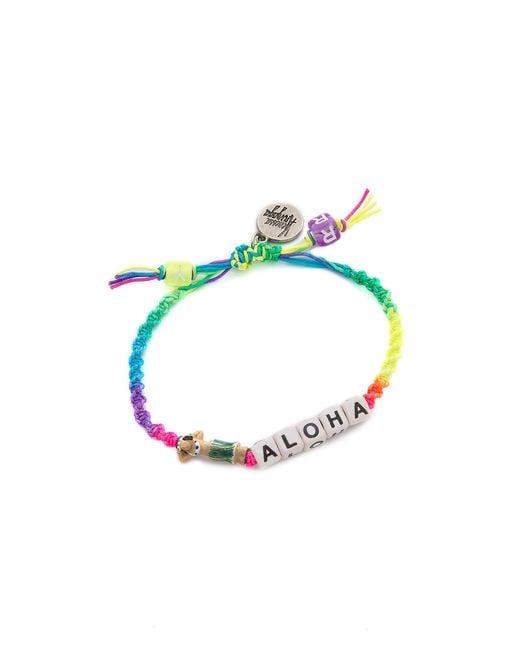 Venessa Arizaga   Blue Lady Aloha Bracelet   Lyst