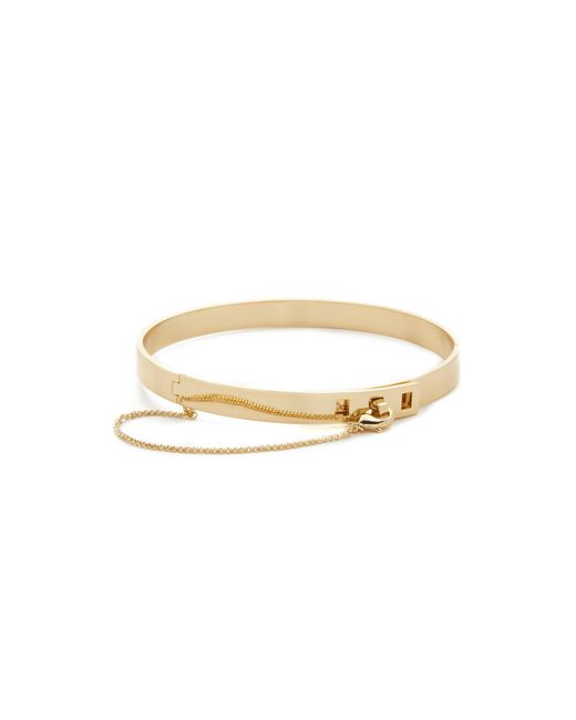 Eddie Borgo | Metallic Small Safety Chain Choker Necklace | Lyst
