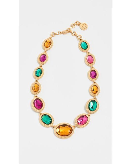 Ben-Amun - Multicolor Multi Stone Necklace - Lyst