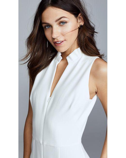 65f76ee5c48 ... Black Halo - White Antoinette Jumpsuit - Lyst ...