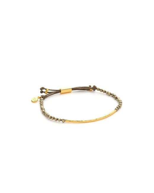 Gorjana | Metallic Power Bracelet For Strength | Lyst