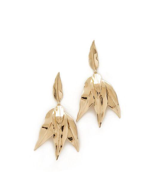 Elizabeth and James | Metallic Asher Earrings | Lyst
