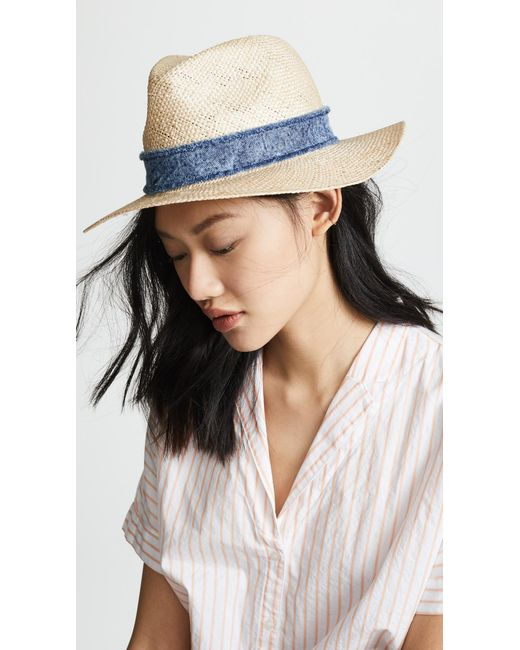 Eugenia Kim - Natural Courtney Hat - Lyst