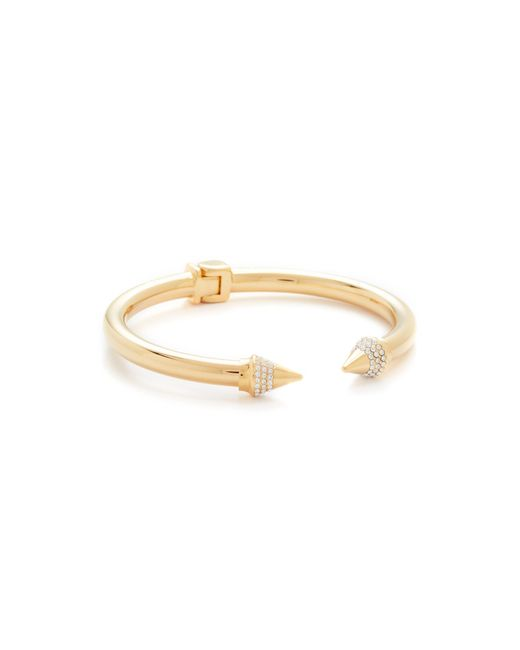 Vita Fede - Metallic Mini Titan Crystal Bracelet - Lyst