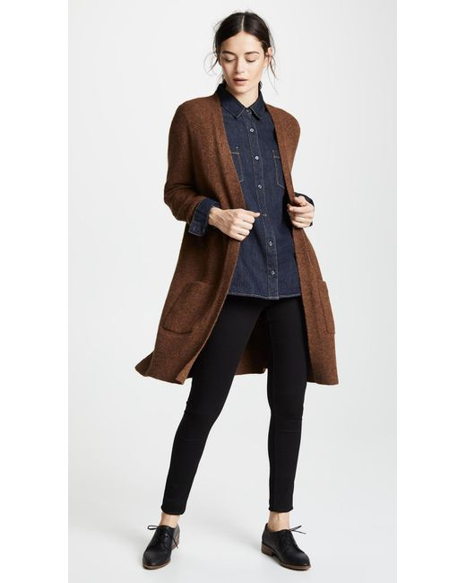Madewell - Multicolor Kent Cardigan - Lyst