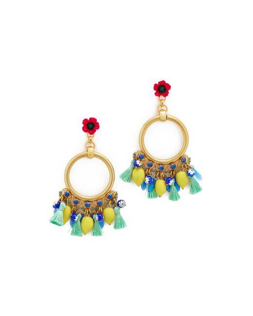 Elizabeth Cole | Multicolor Pippa Earrings | Lyst