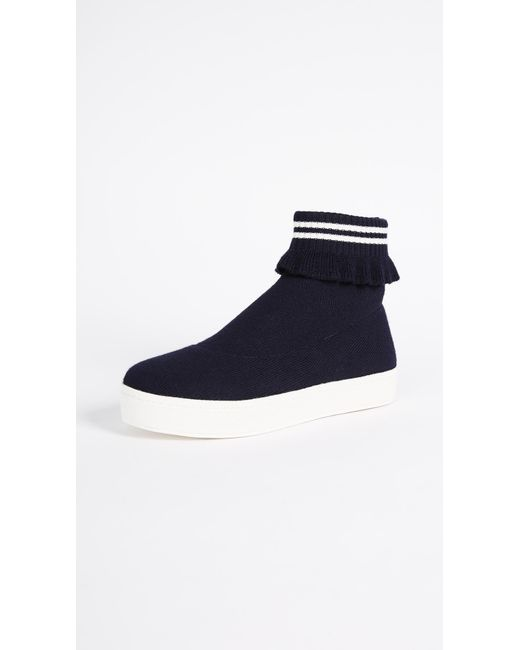 Opening Ceremony | Blue Bobby Slip On Sneakers | Lyst