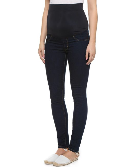 James Jeans - Blue Twiggy Maternity Skinny Jeans - Lyst