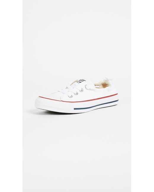 Converse - White Chuck Taylor All Star Shoreline Slip On Sneakers - Lyst