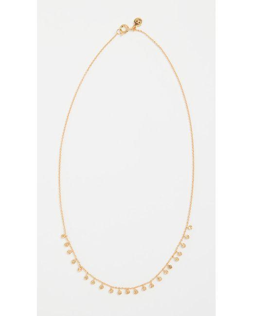 Gorjana - Metallic Chloe Mini Necklace - Lyst