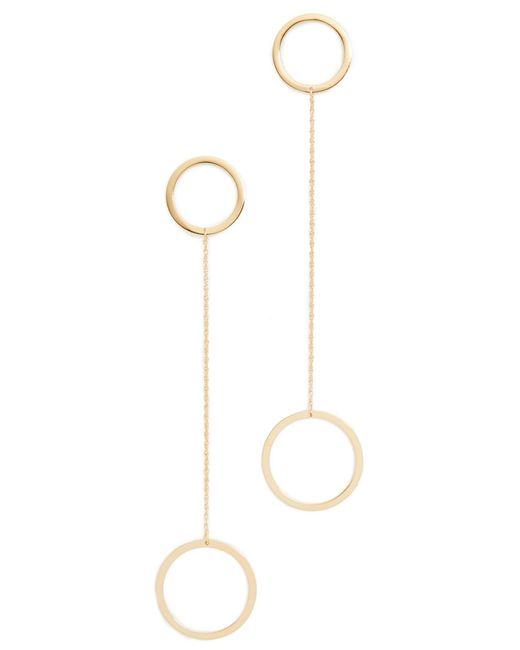 Jennifer Zeuner | Metallic Laine Earrings | Lyst
