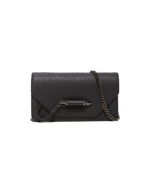 Mackage | Black Zoey Mini Cross Body Bag | Lyst