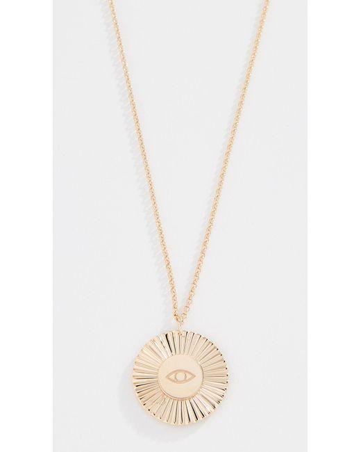 Jennifer Zeuner - Metallic Iris Santorini Necklace - Lyst