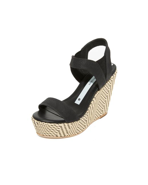 Matt Bernson | Black Defiance Wedges | Lyst