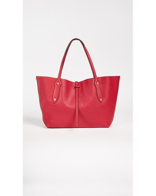 Annabel Ingall | Red Small Isabella Tote | Lyst