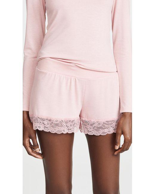 Honeydew Intimates - Pink Sheer Luck Shorts - Lyst