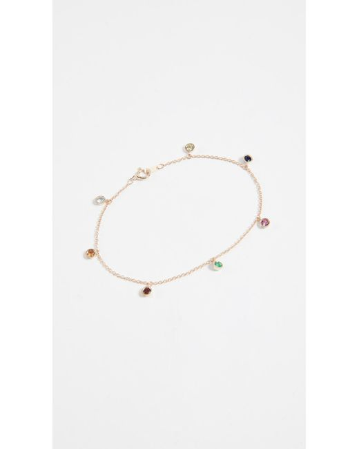 Ariel Gordon | Metallic Candy Crush Droplet Bracelet | Lyst