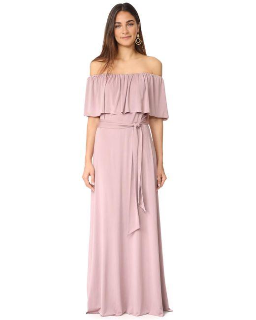 Twobirds - Pink Maya Dress - Lyst