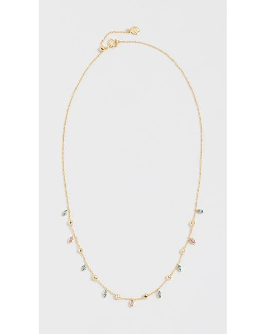 Gorjana - Multicolor Rumi Confetti Necklace - Lyst
